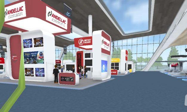 Facilita Andellac encuentro virtual de negocios