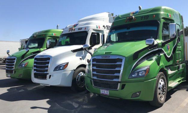 Integra Transportes Arlequín 20 Nuevos Cascadias