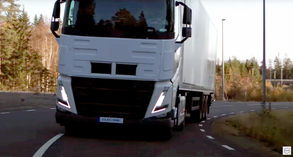 La línea completa de camiones eléctricos Volvo estará disponible para los transportistas de Europa a partir desde el 2021.