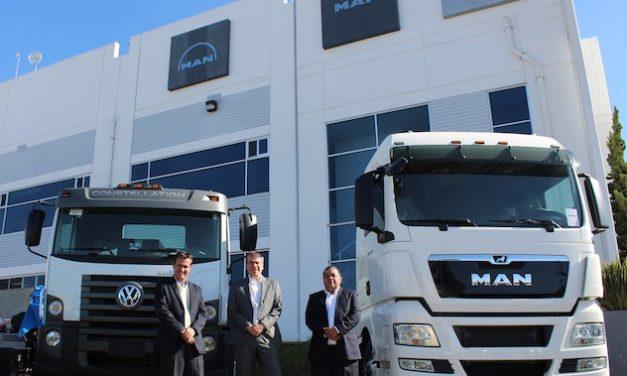Frank Gundlach, director de MAN Truck & Bus México