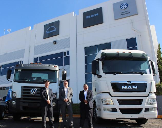 Frank Gundlach es el nuevo director general de MAN Truck & Bus México