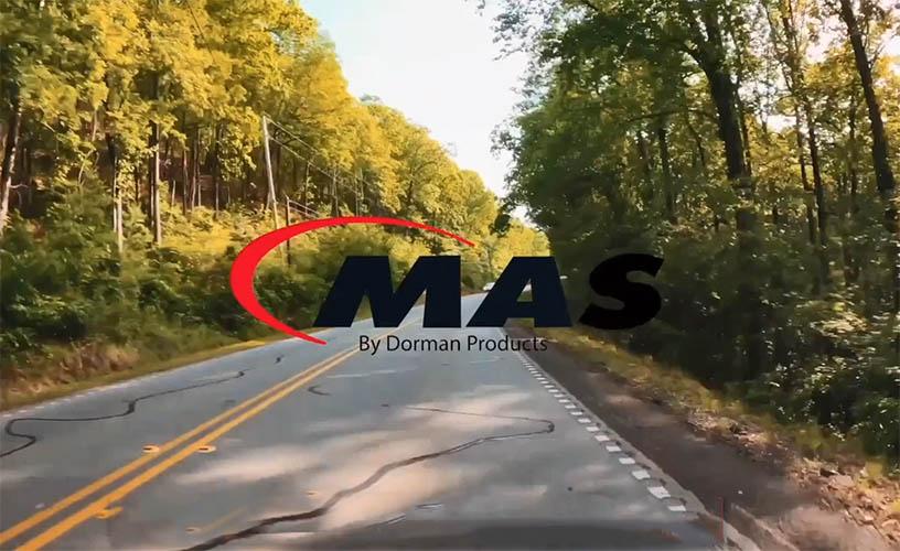 MAS By Dorman nueva línea de componentes