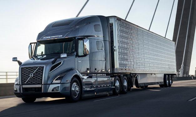 Motor Turbo Compounden toda la serie Volvo VNL