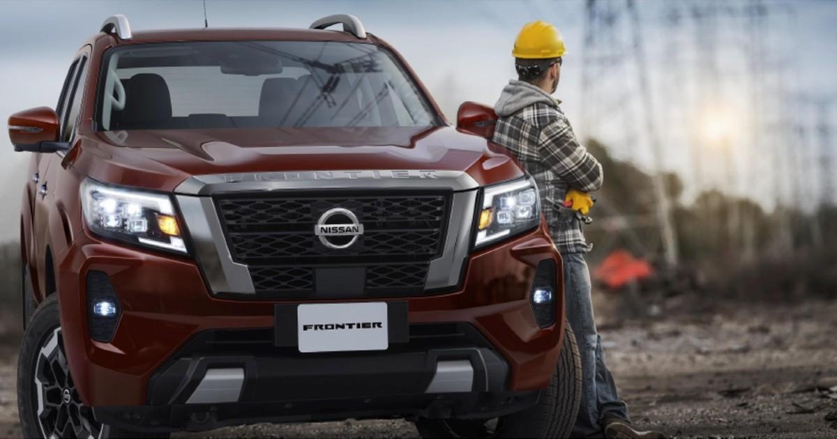 Nissan presenta la NP300 y Frontier para México