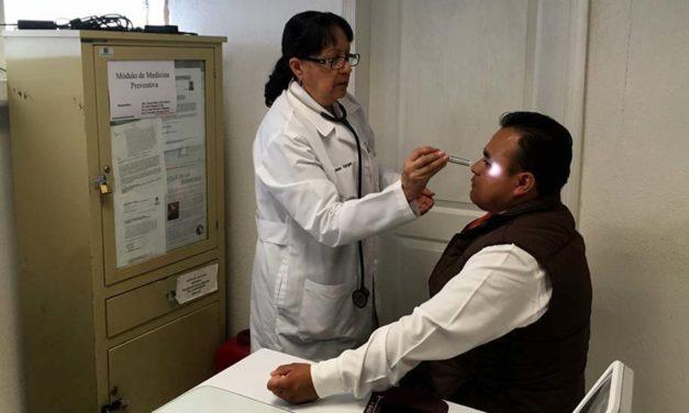 Reinicia operaciones Medicina Preventiva
