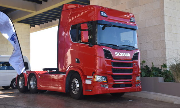 Respaldar la postventa para crecer en carga: Scania