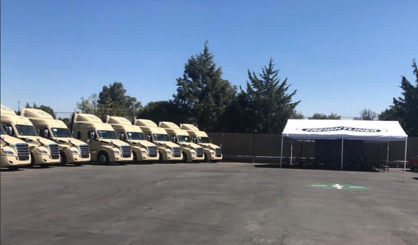 DTI Transportes recibe 27 Nuevos Cascadias