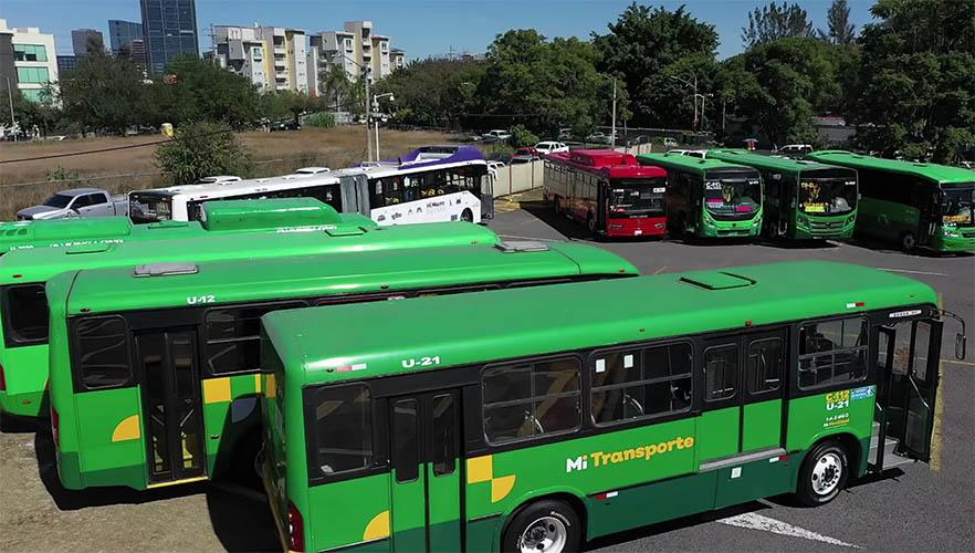 Transporte de Jalisco se renueva con 200 unidades