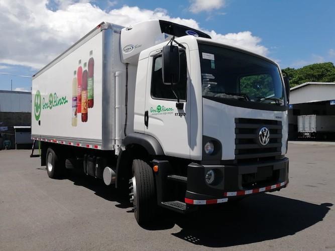 aprueban camiones Volkswagen en Costa Rica