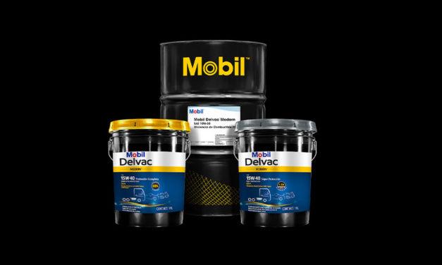 Descubre la evolución de los productos Mobil Delvac