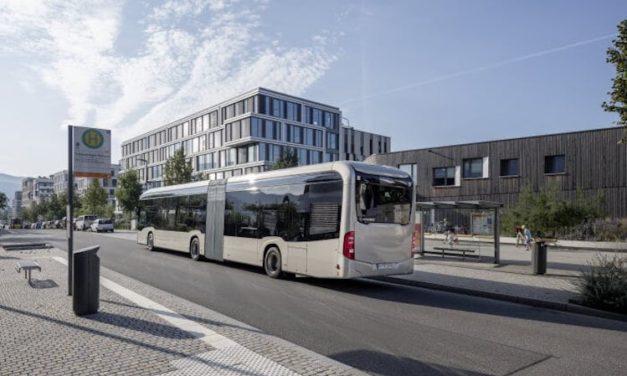 92 nuevos autobuses eCitaro para Francia