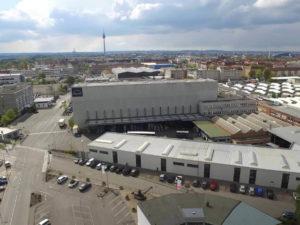 Los avances de TRATON y Hino en electromovilidad han empezado con la transformación de la planta de MAN en Nuremberg para la electromovilidad