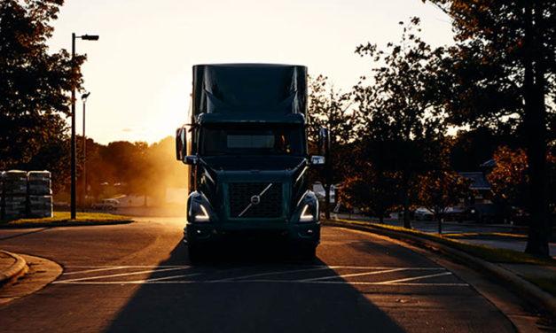 Venta del Volvo VNR eléctrico inicia en diciembre