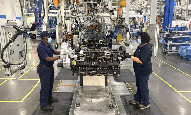 10 años de excelencia de planta de motores PACCAR