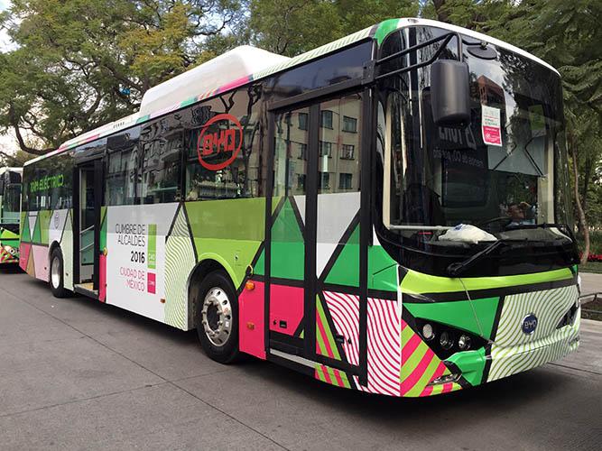 Alianza ZEBRA de buses eléctricos incluye a México o
