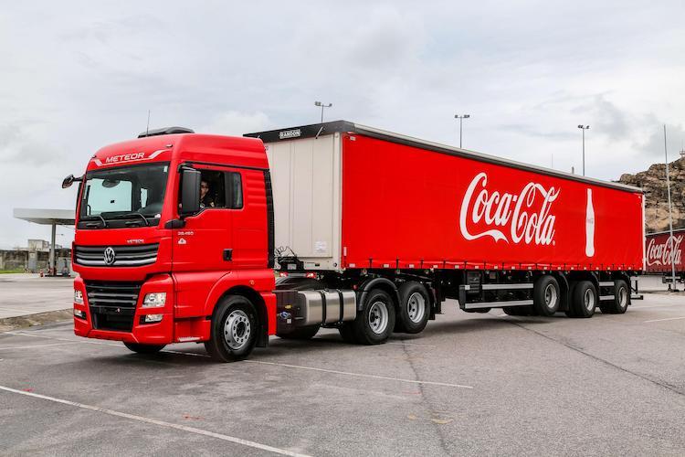 Coca-Cola Andina Meteor