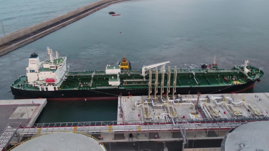 Combustibles de Valero llegarán a Veracruz