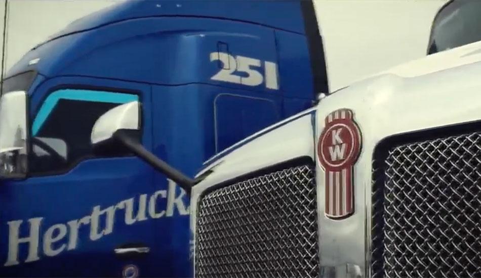 Hertrucks resalta beneficios del PACCAR MX-13
