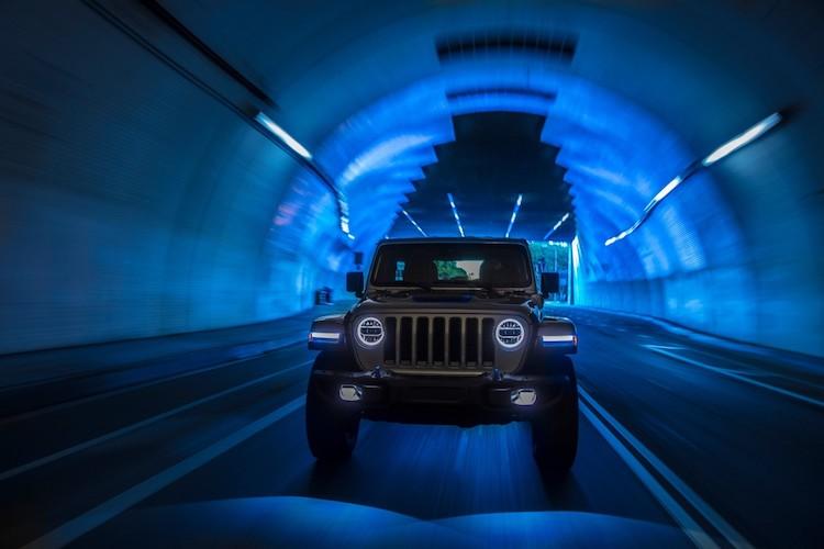 Jeep Wrangler 4xe es Solución de Tecnología Híbrida