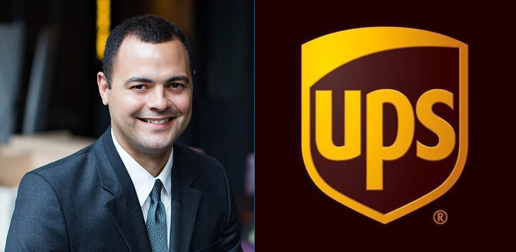 Nuevo presidente de UPS México