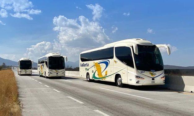 Vallarta Plus se refuerza con unidades Scania