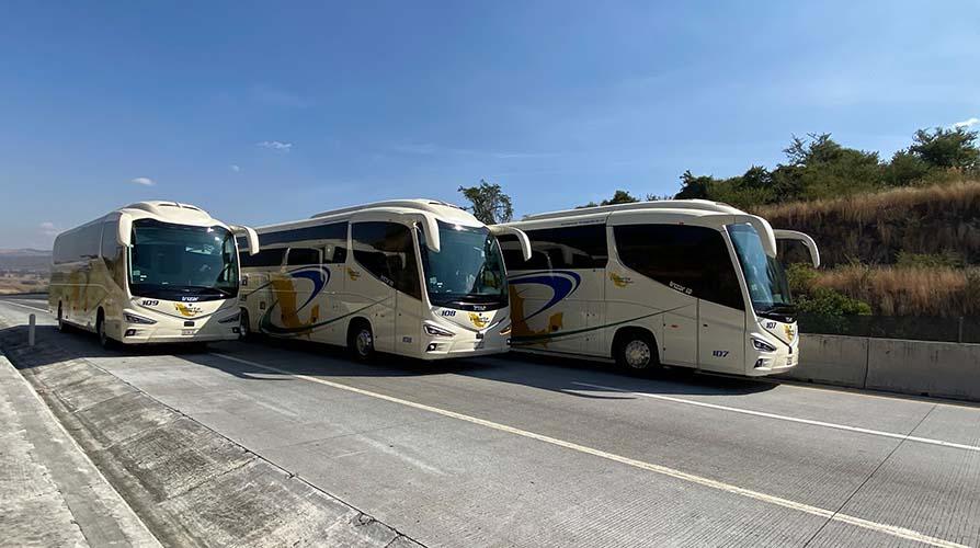 Vallarta Plus se refuerza con unidades Scania3