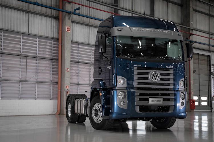 5 mil vehículos de VWCO exportados a Colombia