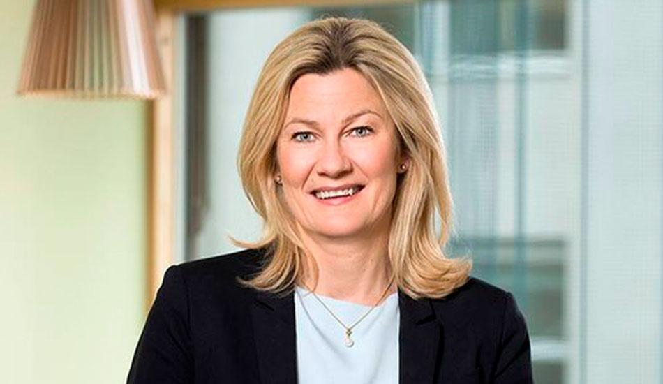 Anna Westerberg, nueva presidenta de Volvo Buses