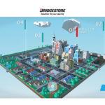 Muestra Bridgestone la Ciudad Virtual del Futuro