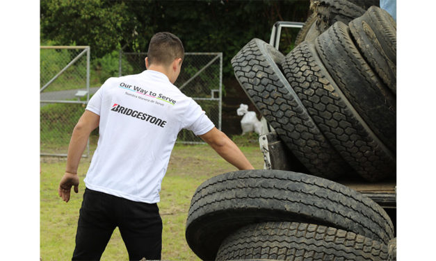 Bridgestone con nueva estructura de sostenibilidad