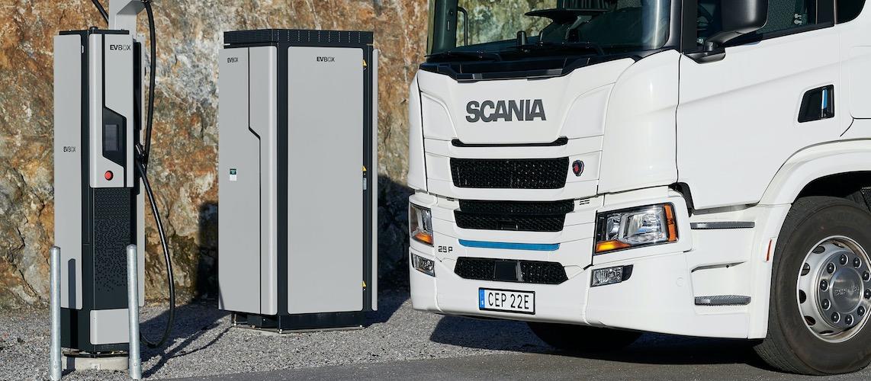 Bono Verde de Scania para producir eléctricos