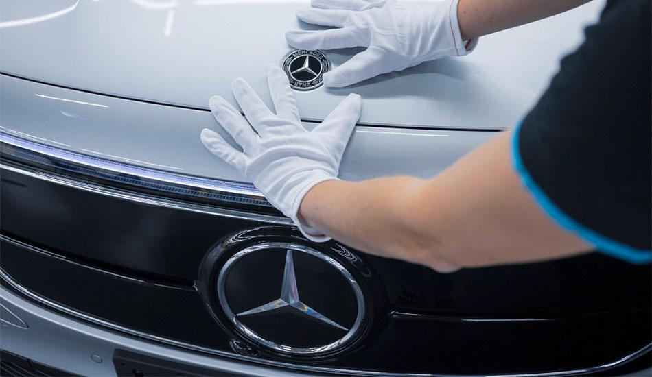 Cambios en el equipo de Mercedes-Benz México