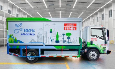 Coca-Cola incorporó vehículos eléctricos a su flota