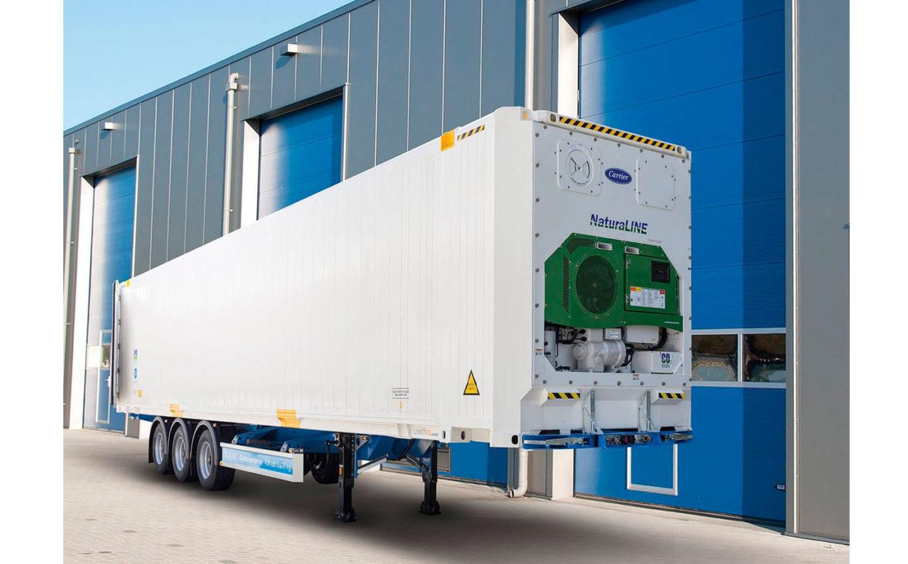 Carrier Pods, refrigeración y monitoreo de vacunas