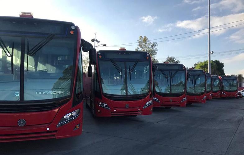Concesionaria de Metrobús denuncia trato desigual