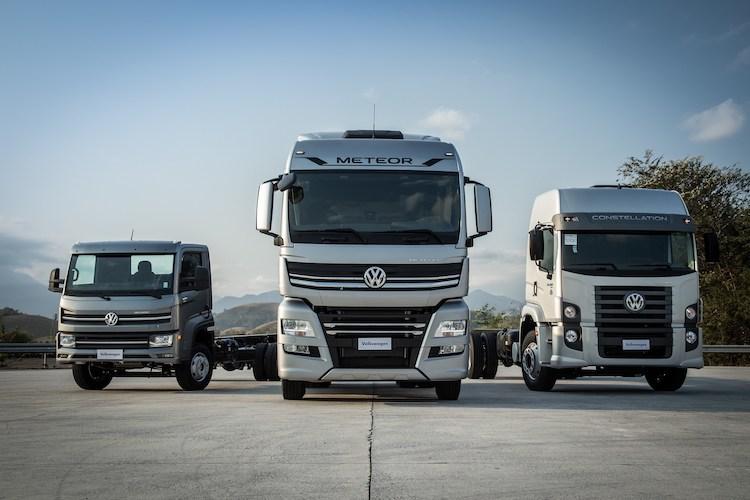 Comercializa VWCO 28 mil 967 camiones con licencia de sus marcas VW y MAN en 2020; un aumento de 2.1 puntos en la cuota de mercado
