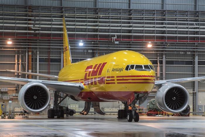 DHL EXPRESS FORTALECE SU FLOTA AEREA