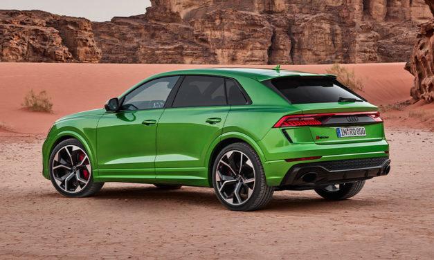 Audi tiene neumáticos Hankook como equipo original