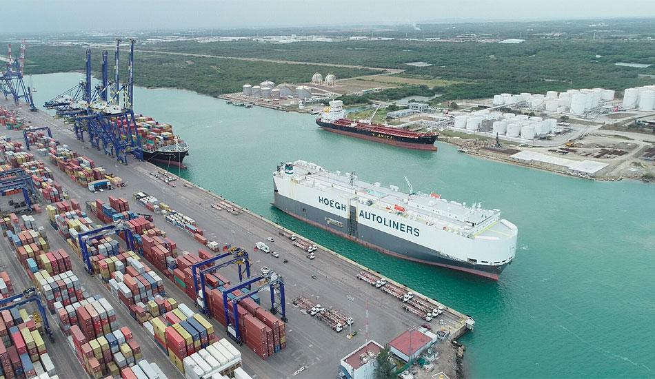 Movilizó Altamira 17.8 millones de toneladas en 2020