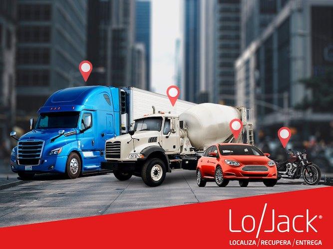 Más inversiones de LoJack en desarrollo tecnológico