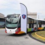 Mexibús L2 operará bus Scania a gas