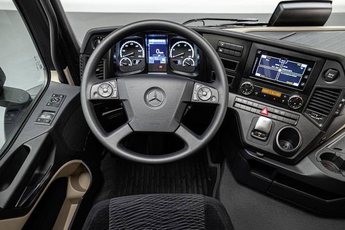 Mercedes-Benz Trucks lanza 2 nuevos Actros
