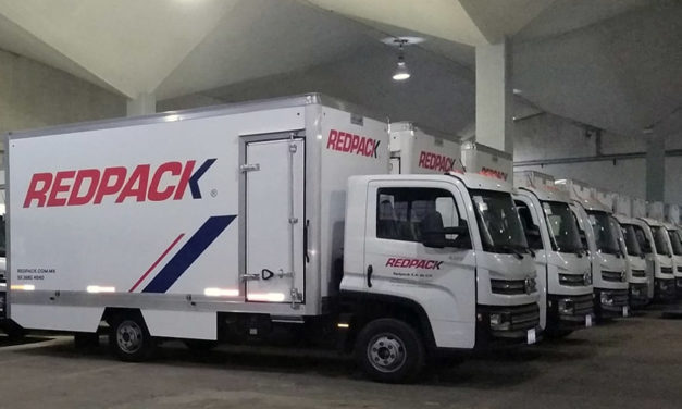 30 unidades Delivery para REDPACK