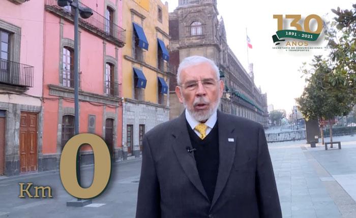 Festejará SCT su 130 aniversario