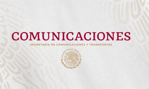 Expedirá SCT licencia federal digital en abril