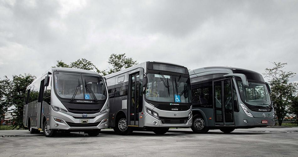 Sólido liderazgo de VWCO en autobuses