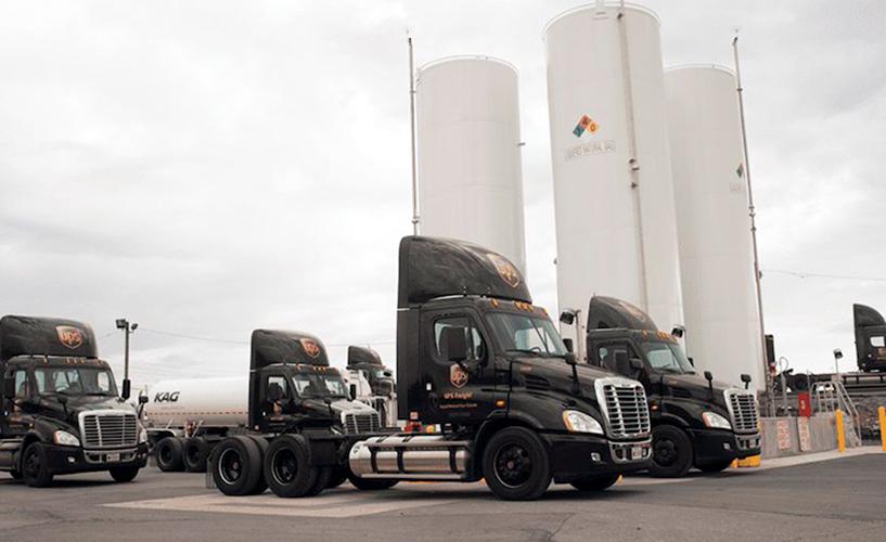 UPS venderá UPS Freight a TFI International Inc_