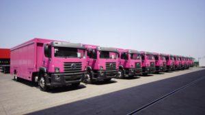 VWCO exportados a Colombia