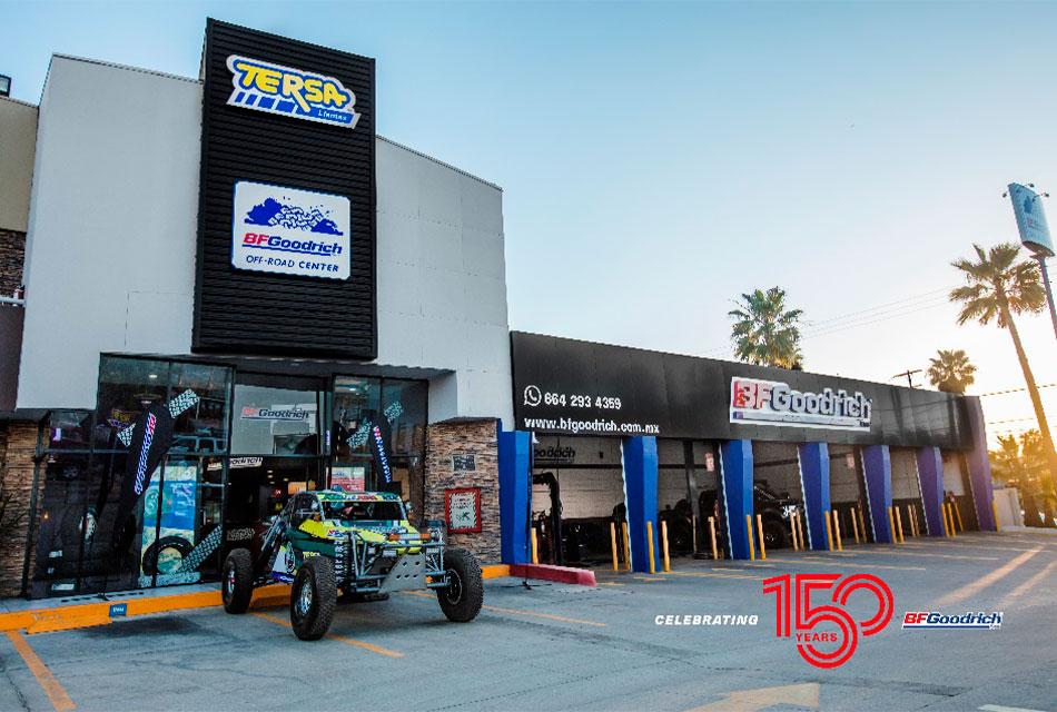 En Ensenada, el primer Centro Off Road de BFGoodrich