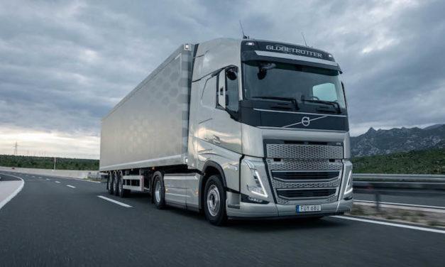 2 mil Volvo FH para un cliente en Lituania